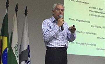 Cursos de Mestrado realizam aula inaugural com professor de Portugal