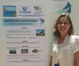 Professora participa de congresso de sustentabilidade em Portugal