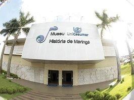 Museu Unicesumar tem novo horário de visitação aos sábados