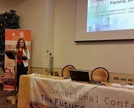 PEEB da Unicesumar é apresentado em Conferência na Itália