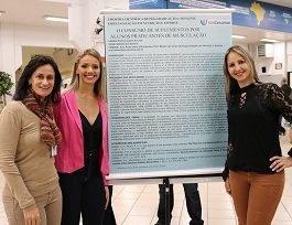 Pós-graduandos expõem trabalhos na 2ª Mostra Científica da Unicesumar