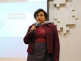 Psicóloga é palestrante do I Simpósio em Comunicação da Unicesumar