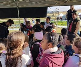 Unicesumar realiza o XV Dia de Campo de Agrárias