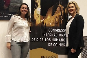 Mestrado em Ciências Jurídicas da UniCesumar participa de Congresso em Portugal