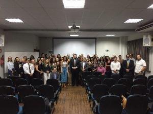 Coordenador de Direito da CAPES faz aula magna de abertura do ano letivo do Doutorado e Mestrado em Direito da UniCesumar