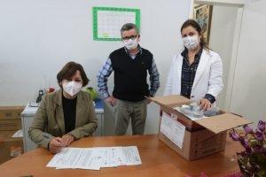 UniCesumar realiza doação de itens hospitalares à Marialva e Sarandi