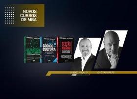 UniCesumar lança cursos de MBA baseados em best sellers de José Salibi Neto e Sandro Magaldi