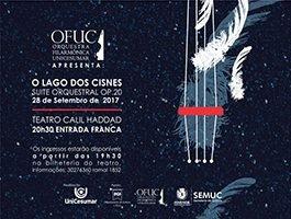Concerto: O Lago dos Cisnes Suite Orquestra OP.20