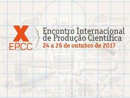 X EPCC Encontro Internacional de Produção Científica