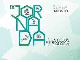 IX Jornada de Estudos de Biologia