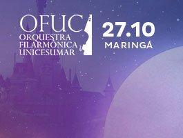 OFUC Itinerante - Concerto Clássicos Disney