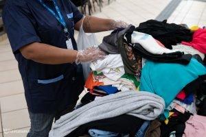 UniCesumar realiza bazar gratuito para imigrantes e colaboradores