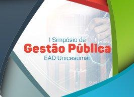 Simpósio_Gestão Pública_Unicesumar