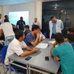 Alunos de Engenharia polo Itajaí/SC