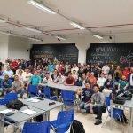 Aula inaugural em Curitiba/PR