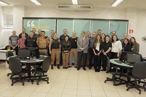 UniCesumar oferece treinamento sobre liderança para comando da PM