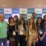 Participação dos alunos em congresso científico