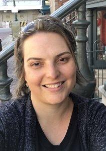 Juliana Chagas, jornalista e coordenadora dos cursos de Comunicação da UniCesumar (Foto: Arquivo pessoal)