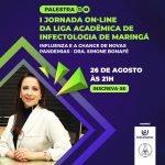 Liga Acadêmica de Infectologia de Maringá