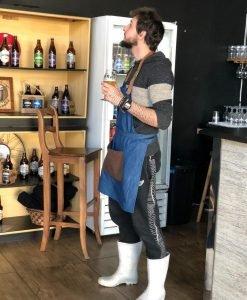 Érico Rosso, estudante de Produção Cervejeira, transformou o hobby em profissão, e conquistou diversos prêmios de melhor cerveja artesanal