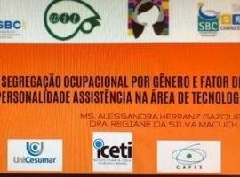 XLI Congresso da Sociedade Brasileira de Computação e XV Women in Information Technology
