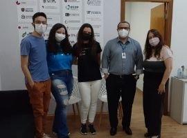 Estudantes romenos fazem intercâmbio na UniCesumar