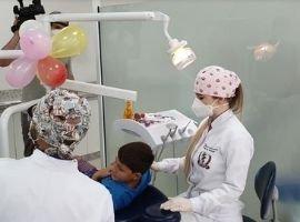 Clínica odontológica na UniCesumar Londrina vai atender à comunidade