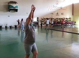 UniCesumar retorna com aulas de ginástica para a 3ª idade