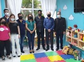 Alunos de Medicina da UniCesumar entregam consultório humanizado destinado às crianças vítimas de abuso sexual